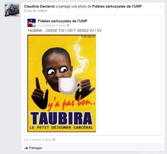 claudine declerck facebook