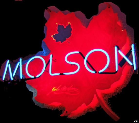 molson brand risk