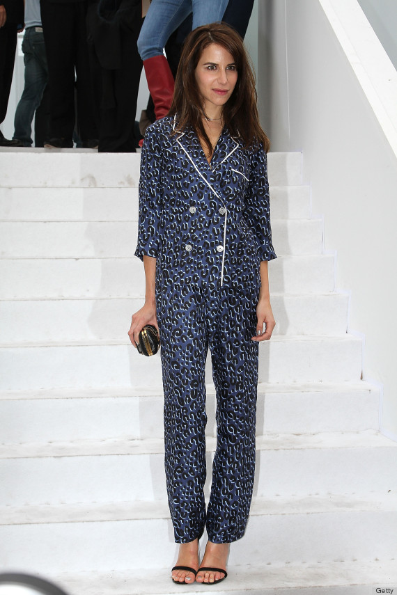 How To Wear Pajamas To Work According To A Vogue Editor