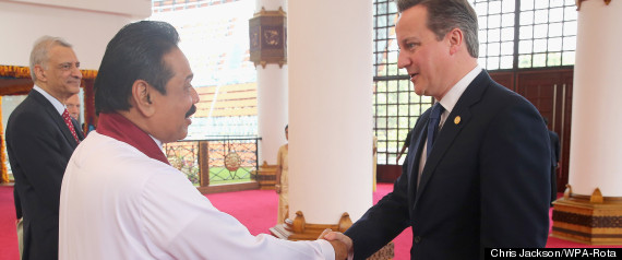 david cameron sri lanka