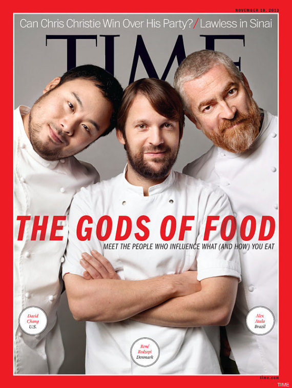 the gods of food