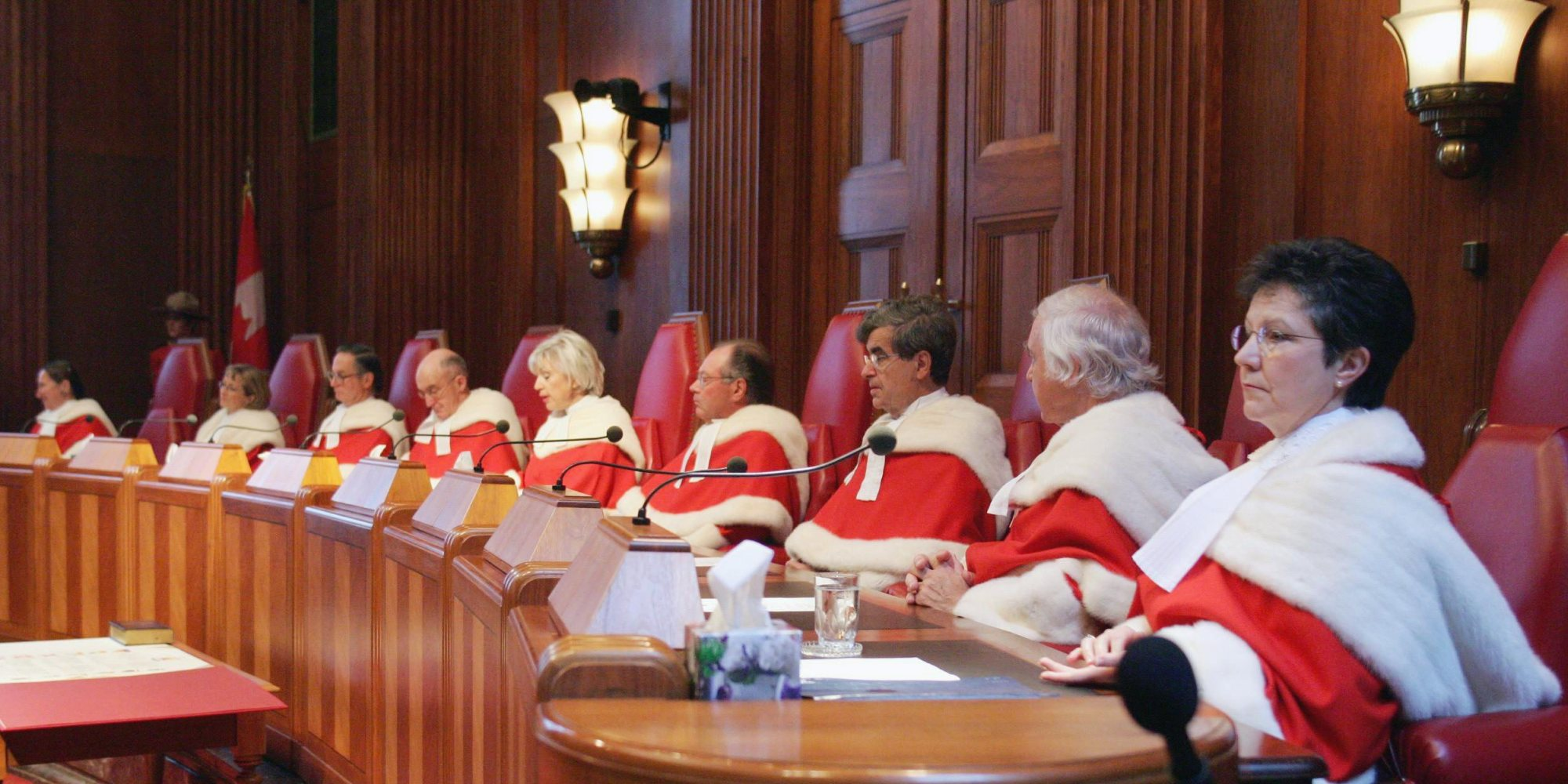 how to become a supreme court judge in canada