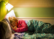 How Leaving The Light On All Night Messes With Sleep