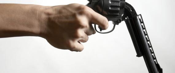 GUN ACCIDENT