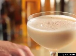 How To Cocktail Video: The Brandy Alexander