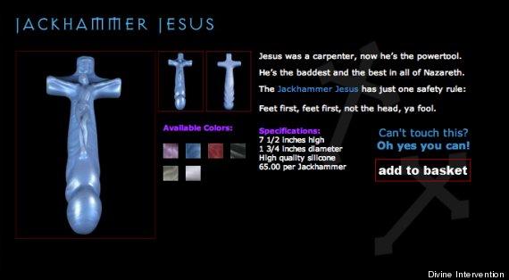 jackhammer jesus