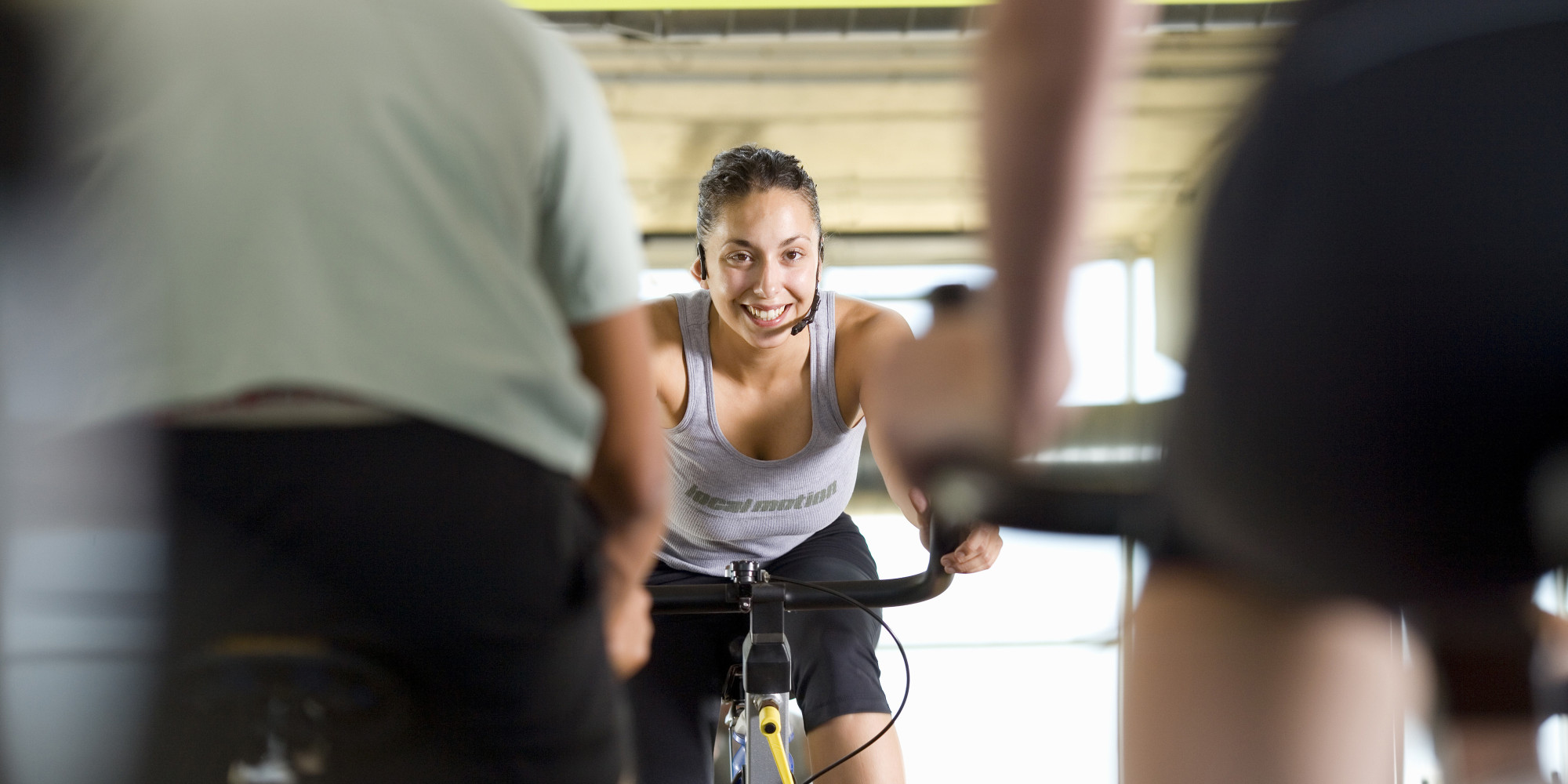 What It's Like To Be An Indoor Cycling Instructor | HuffPost