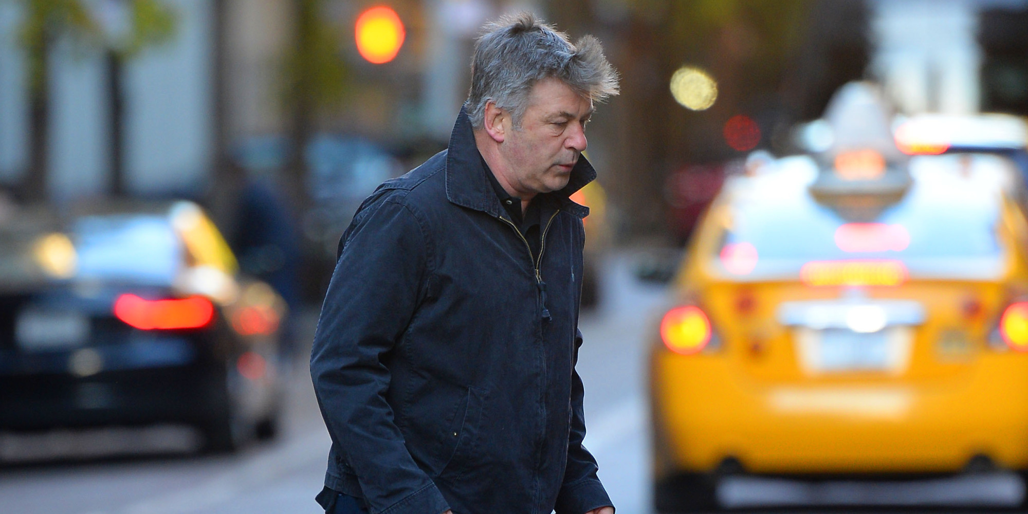 Alec Baldwin 'Assaults' Reporter And Knocks His Phone To ... Alec Baldwin Facebook
