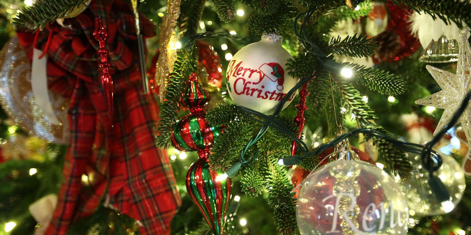 O Christmas Tree Words