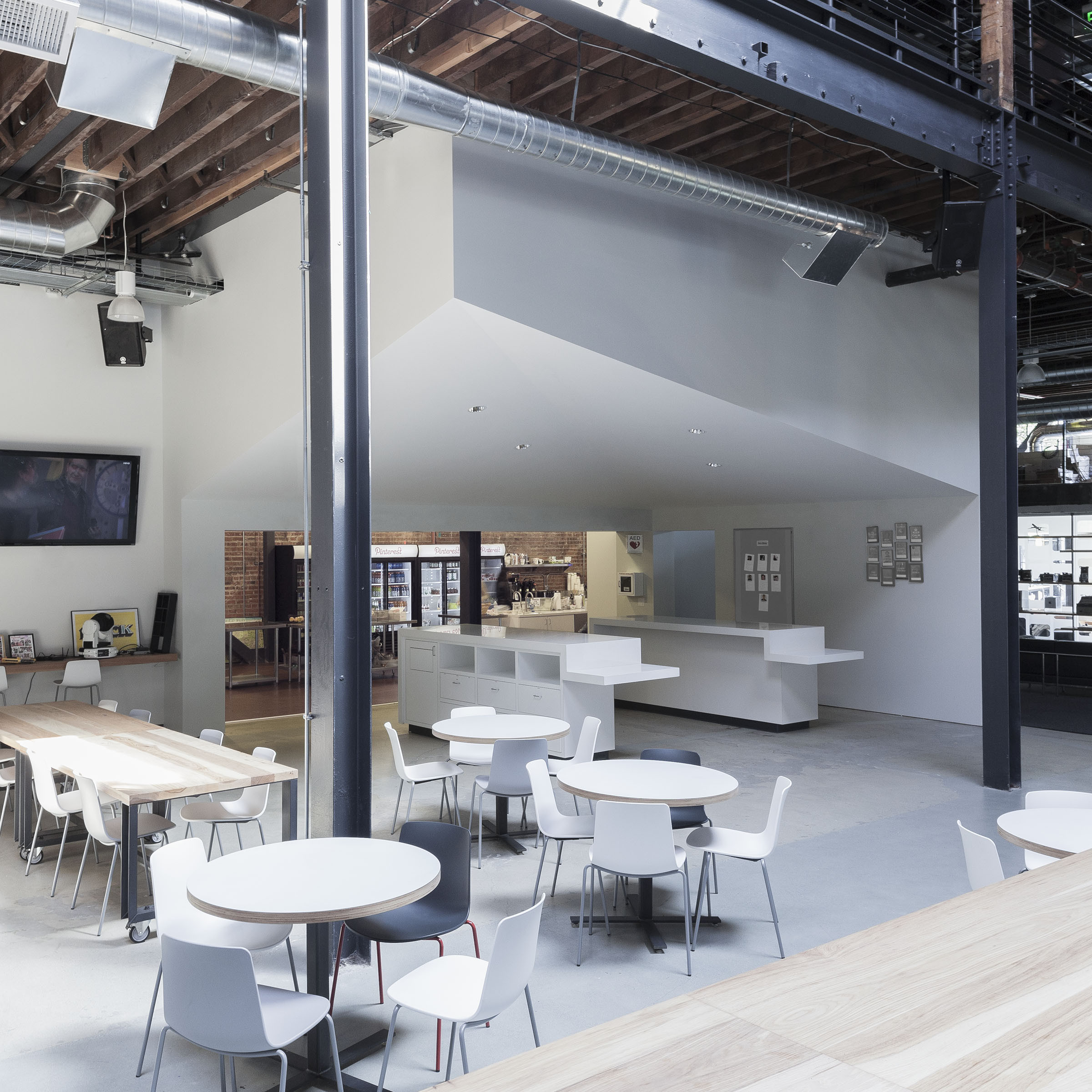 Pinterest 39 s new headquarters are great but they aren 39 t for Office design pinterest