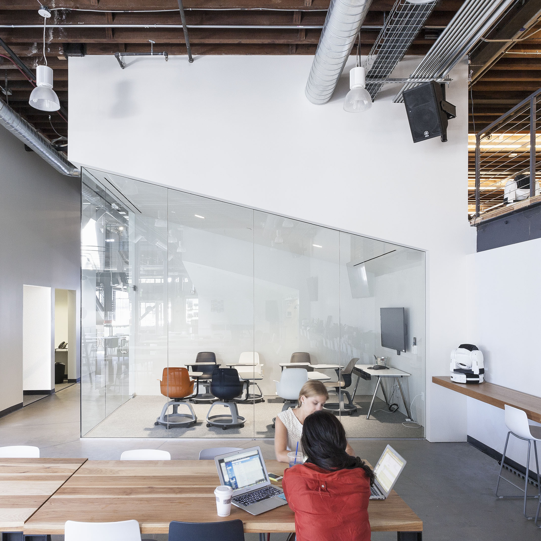 Pinterest 39 s new headquarters are great but they aren 39 t for Office design ideas pinterest