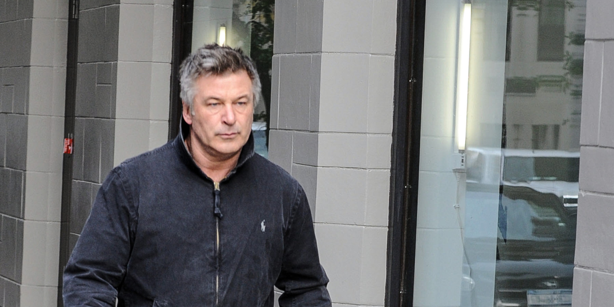 Alec Baldwin Suspended From MSNBC For 2 Weeks After ... Alec Baldwin Facebook