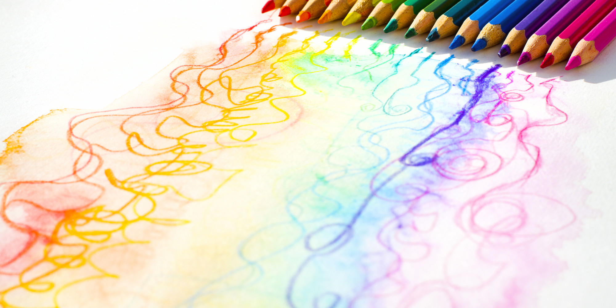 Colored Pencils For Grown Up Coloring Designing to Creativity HuffPost