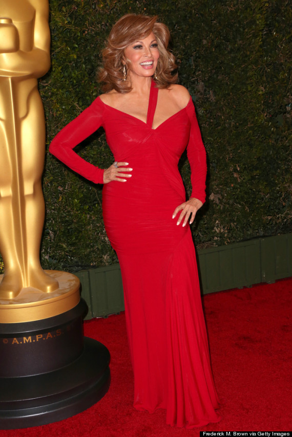 raquel welch governors awards