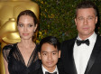 Angelina Jolie, Brad Pitt & Maddox Wow At The 2013 Governors Awards