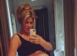 Kim Zolciak's Bare Baby Bump Is Very, Very Big