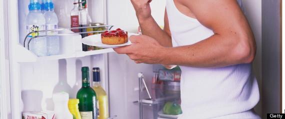 man pajama refrigerator