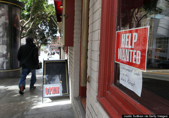 help wanted cafe