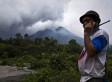 Indonesia Volcanoes Sinabung, Merapi Erupt
