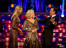 It's Farewell Fiona On 'Strictly'
