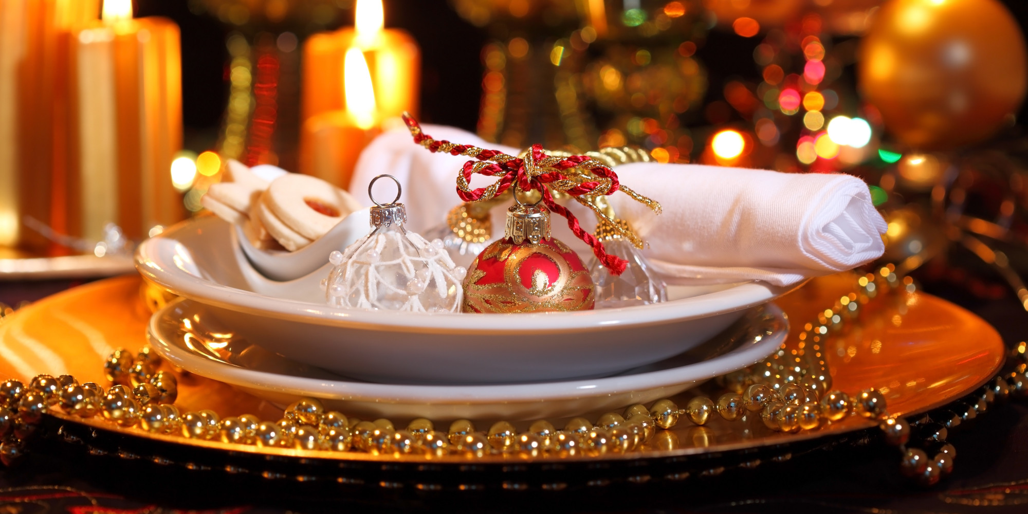 10 Best Christmas Tableware Ideas (PICTURES)
