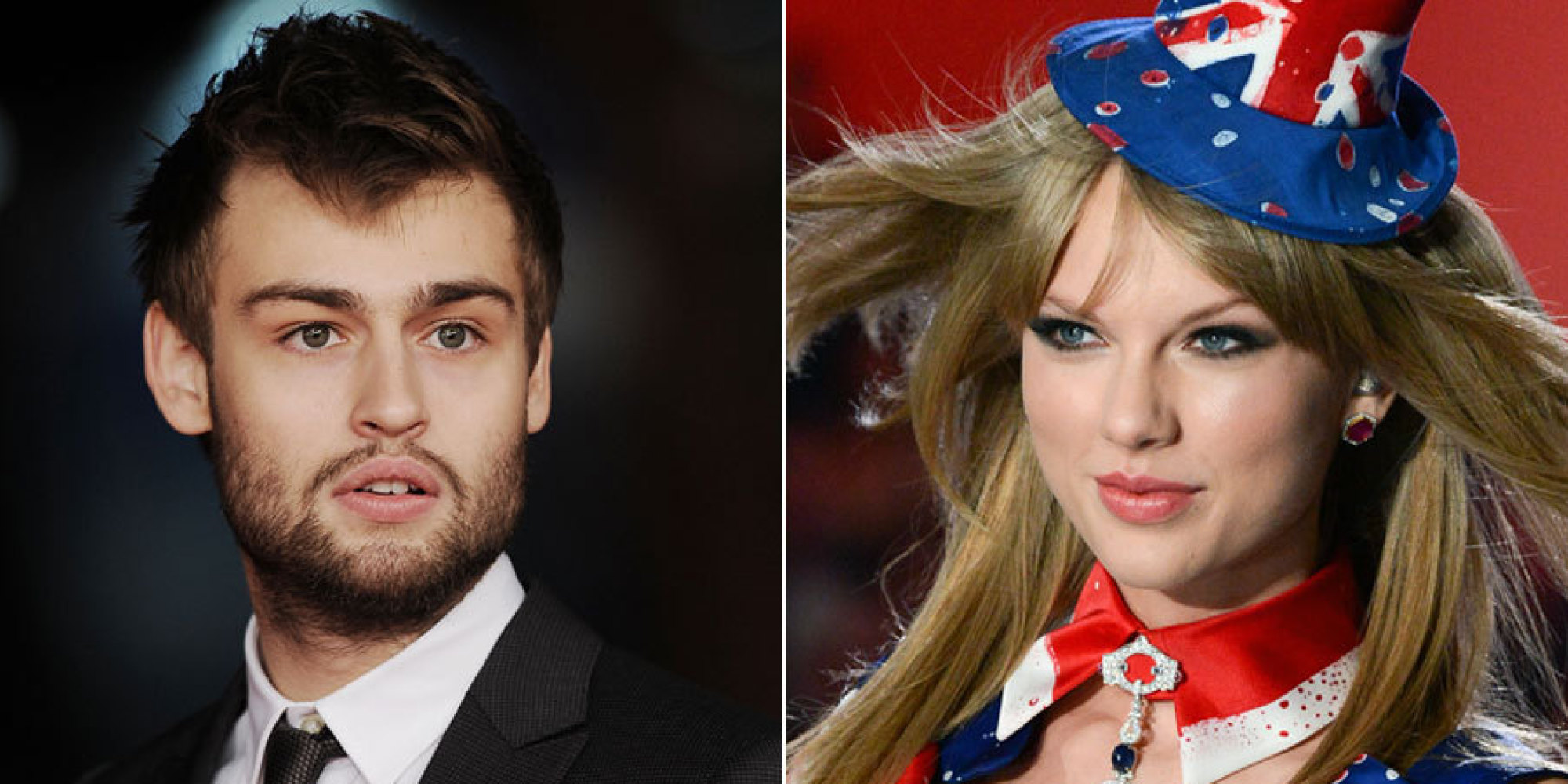 Douglas Booth And Emma Roberts