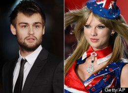 Is This Taylor's New Brit Beau?