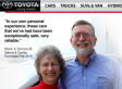 Toyota: No Apologies For Safety Problems In Latest Ad Campaign