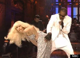 Lady Gaga's Bizarre Performance On 'Saturday Night Live' Analysed (GIFs)