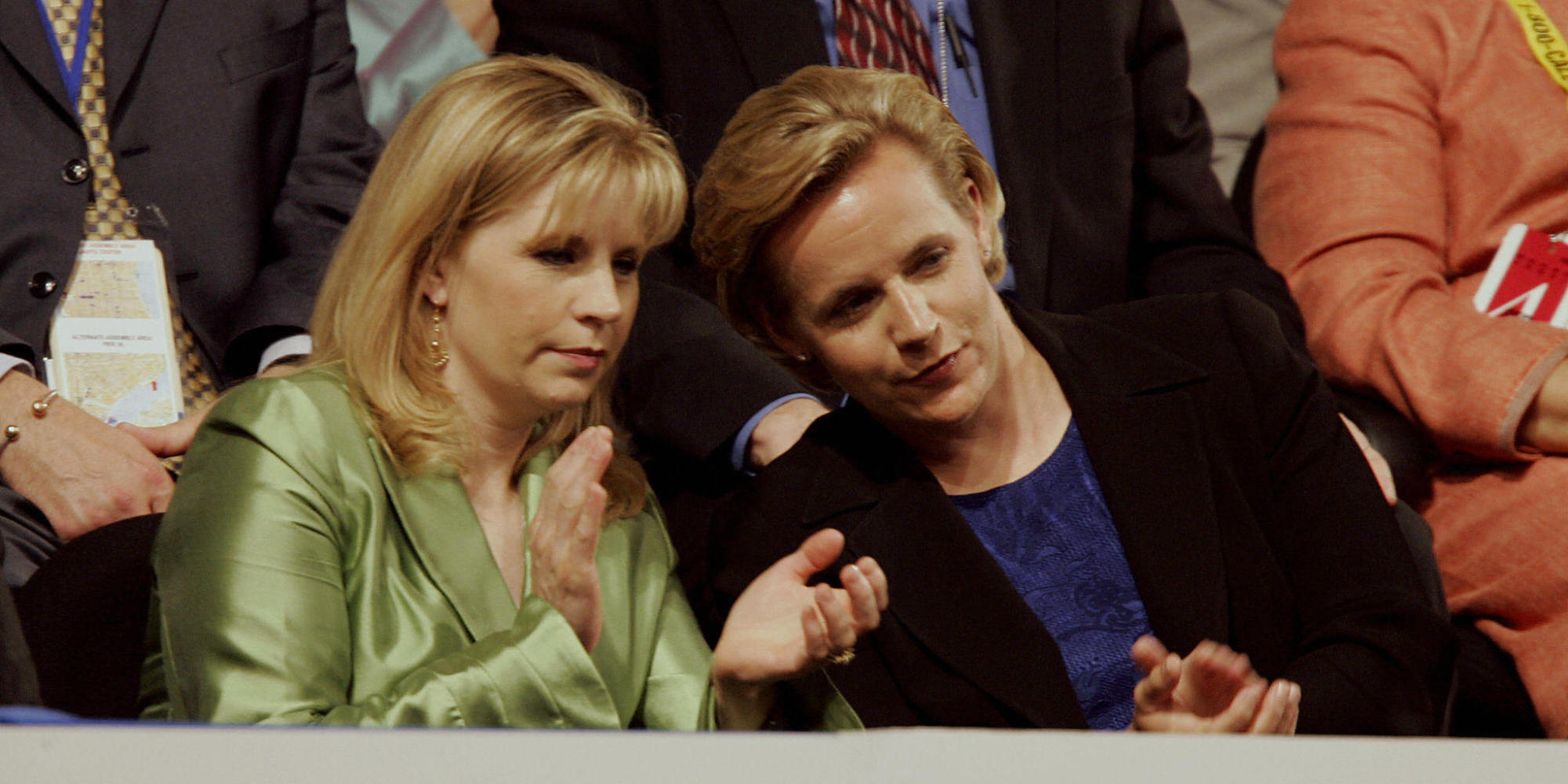 Liz and Mary Cheney: Real Feud or Cheney Family ...