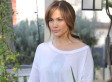 Jennifer Lopez Glows In Maxi Skirt, White Top On Set Of 'The Boy Next Door'