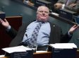 Toronto Mayor Rob Ford Stripped Of More Powers, Calls Move 'Coup D'Etat'