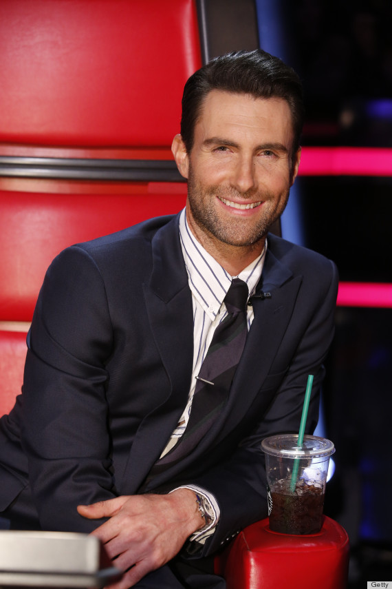 Adam Levines Actually Pretty Into Makeup According To The Voice