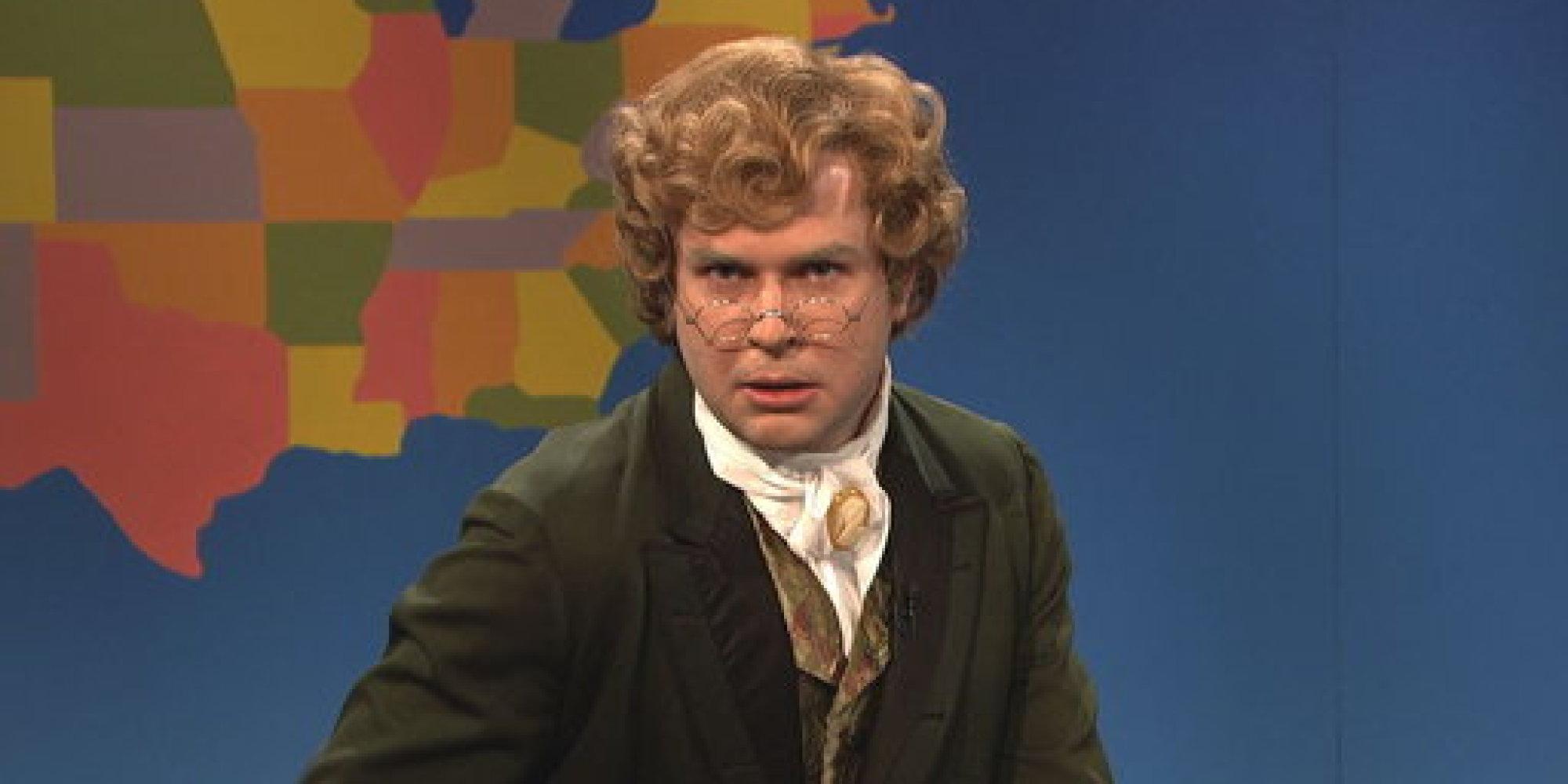 If You Haven't Seen Taran Killam As Jebidiah Atkinson On 'SNL' Fix ...