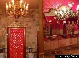 The Most Amazing Restaurant Bathrooms In America
