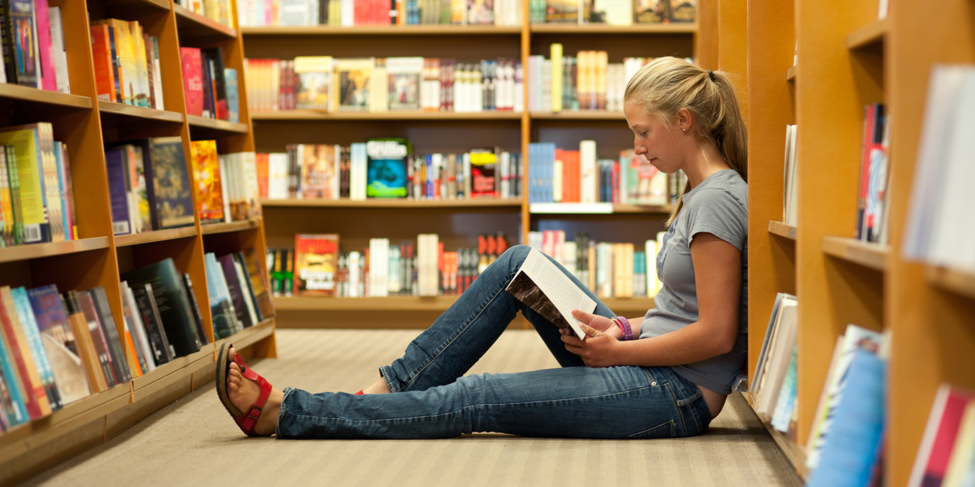 What to read to a teenager