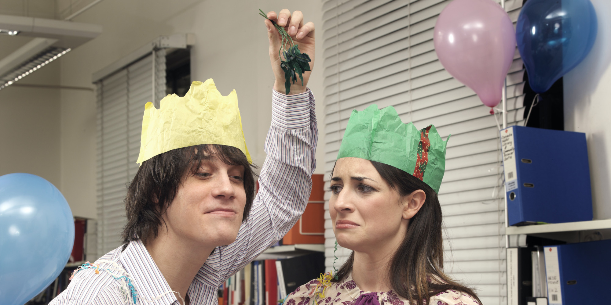office christmas party 10 holiday party fails