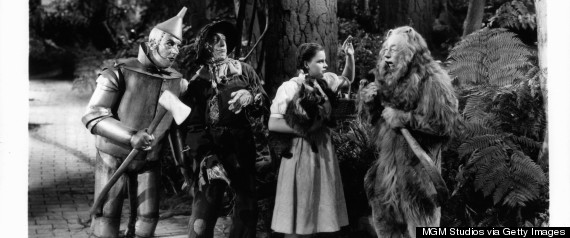 wizard of oz scene