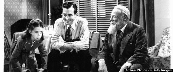 miracle on 34th street scene