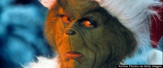 how the grinch stole christmas scene