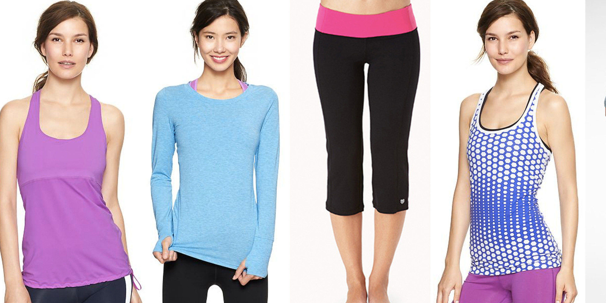 11 Places To Buy Yoga Gear That Aren't Lululemon | The Huffington Post