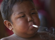 Ardi Rizal, Chain-Smoking Toddler, Kicked The Habit, But Addicted To Junk Food