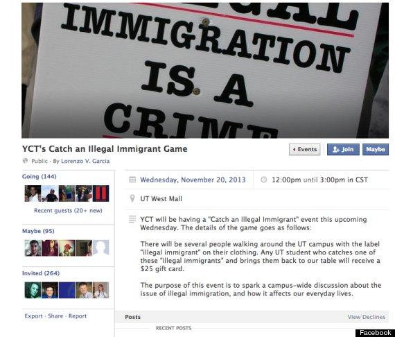 illegal immigrant game