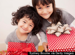 How Many Holiday Gifts Should I Buy For My Child?
