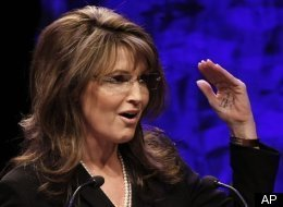 Sarah Palin God Wrote Notes On His Hand Too