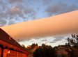 Rare Roll Cloud Looks Like Something Out Of A Sci-Fi Movie (VIDEO)