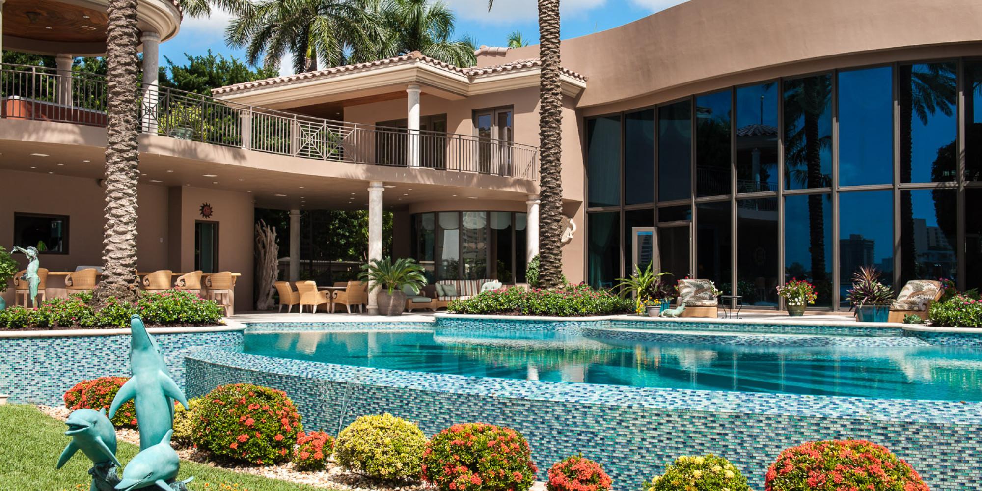 13 Million Florida Mansion Comes With 'Free' Rolls Royce Phantom ...