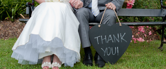 When To Send Wedding Gift: When To Send A Thank You To Guests Who Didn't Send A Gift