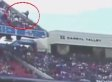 Bills Fan's Fall Video: 'Reckless' Buffalo Fan Could Face Charges, Banned From Ralph Wilson Stadium