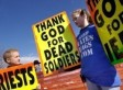 Westboro Church Protests Head To Supreme Court
